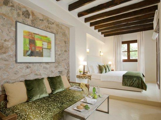 """Jardi d´Artá Boutique-Hotel: Doble superior, """"Jardín"""" mit direktem Zugang zum Garten"""