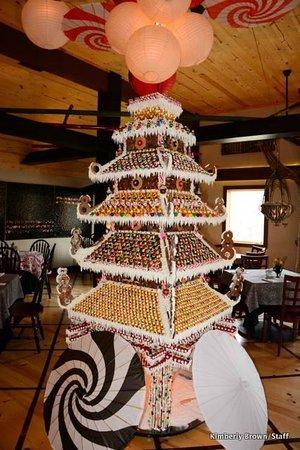 Sweet Breads: Ginger Pagoda 2013