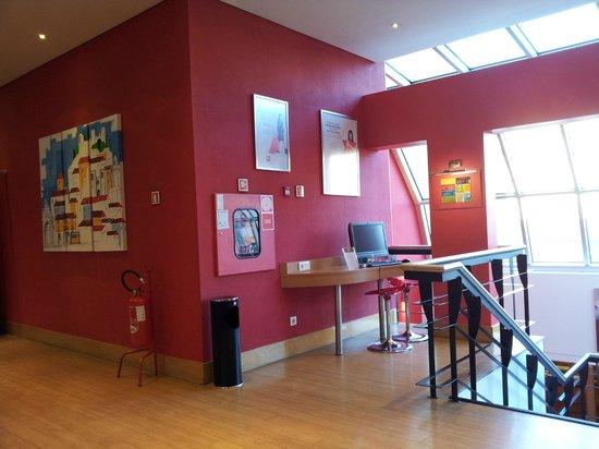 Hotel Ibis Lisboa Jose Malhoa: Business center