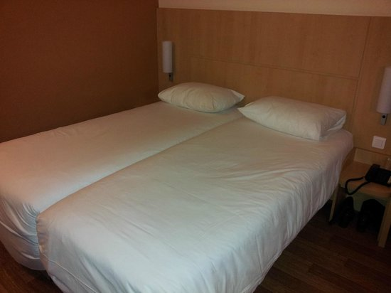 Hotel Ibis Lisboa Jose Malhoa : Nova cama IBIS super confortável