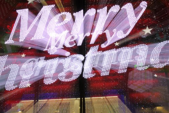 Photo Walks of London: Merry Xmas!