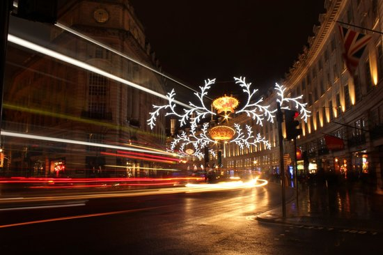 Photo Walks of London: Regents street