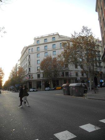 Hotel Barcelona Center: hotel