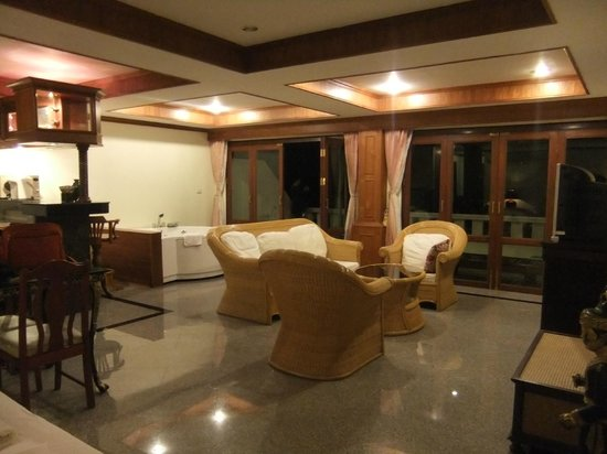 Prince Edouard Apartments & Resort: Suite