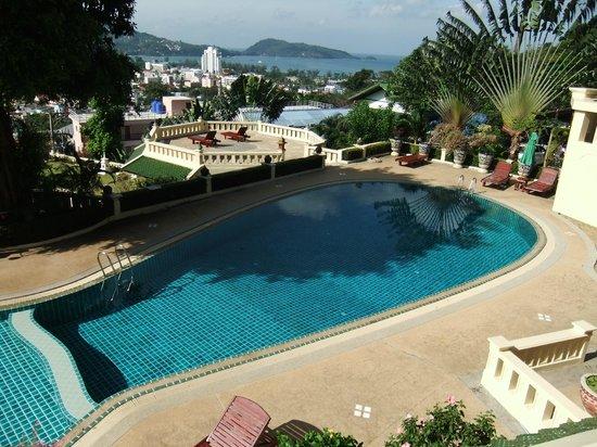 Prince Edouard Apartments & Resort: Piscine