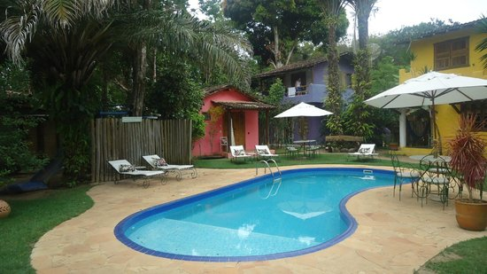 Pousada Raízes do Brasil: piscina