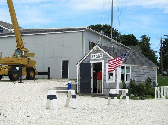 THE SHACK at Dutch Harbor: The Shack, Jamestown RI