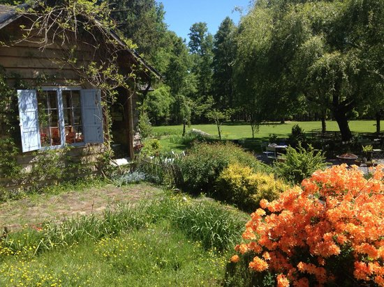 La Codorniz: Beautiful, rustic lodging & impressive landscaping