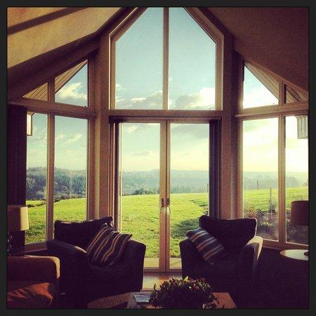 Swandown Lodges: Kittwhistle Lodge View