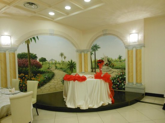 Park Hotel Tyrrenian: Sala dei Dipinti
