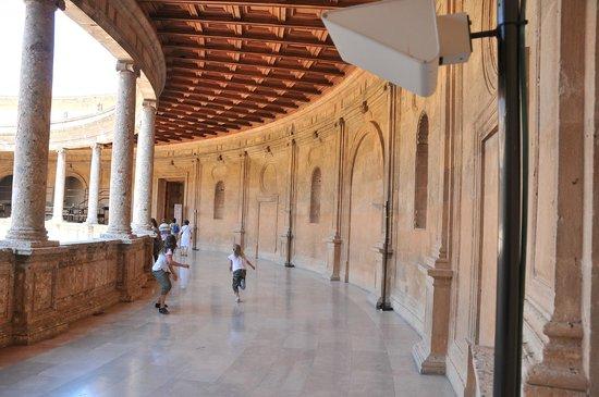 Museo de La Alhambra: architterura araba