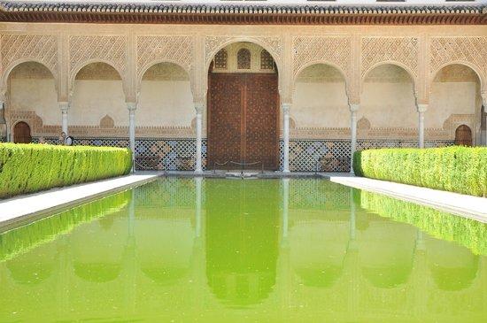 Museo de La Alhambra: traccie insediamento arabo...