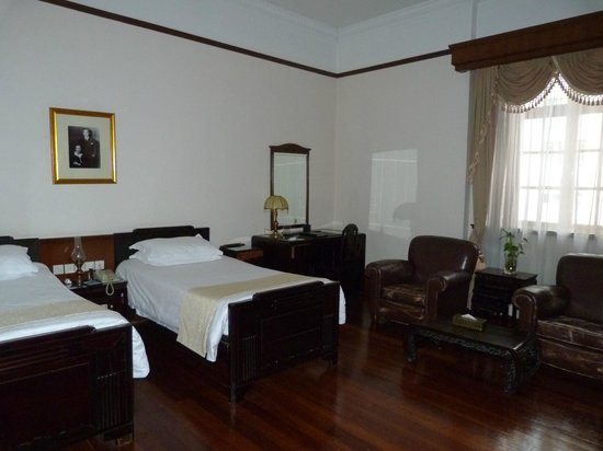 Astor House Hotel: chambre celebrity