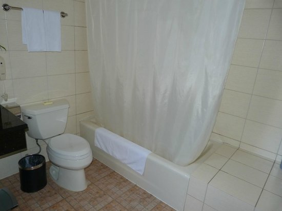 Astor House Hotel: salle de bain