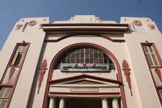 Ahmedabad, India: Synagogue