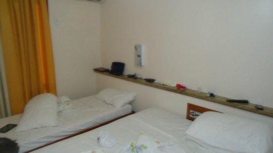 Hotel Terra Brasil: camas