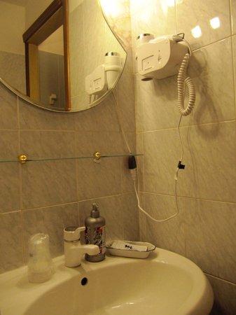 Hotel Montevecchio : Il bagno