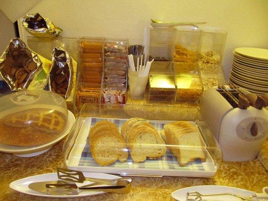 Hotel Montevecchio : Angolo colazione