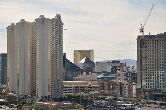 Platinum Hotel and Spa: Super views