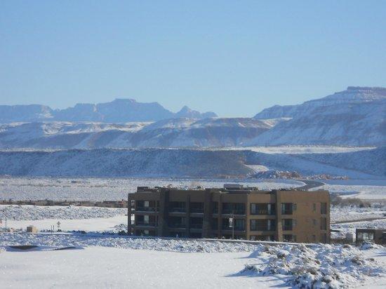 The Villas At Sand Hollow: beautiful condo setting