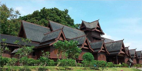 The Malacca Sultanate Palace