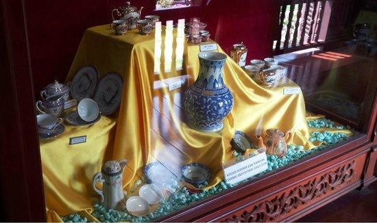 Malacca Sultanate Palace : Ceramic Artifacts
