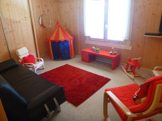 Chalet Famille: Our new kids room