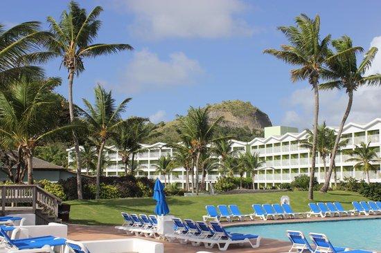 Coconut Bay Beach Resort & Spa: Harmony rooms