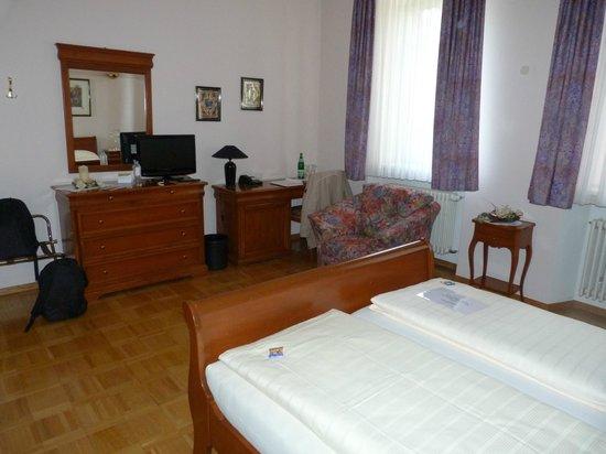 Hotel Alte Villa: chambre