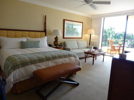 Four Seasons Resort Maui at Wailea : Beautiful ocean view room