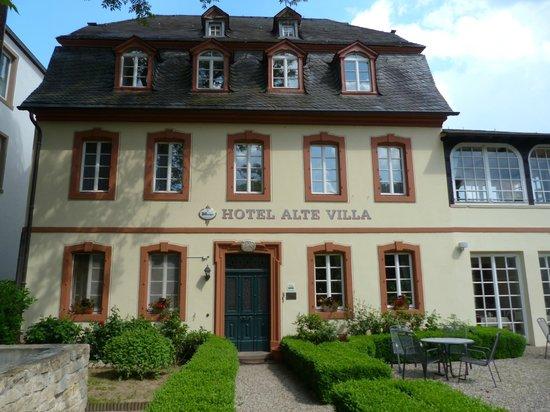 Hotel Alte Villa: hôtel