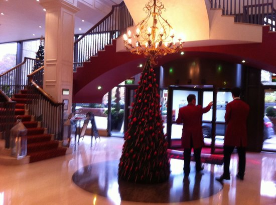 Bristol Marriott Royal Hotel: Beautiful hotel