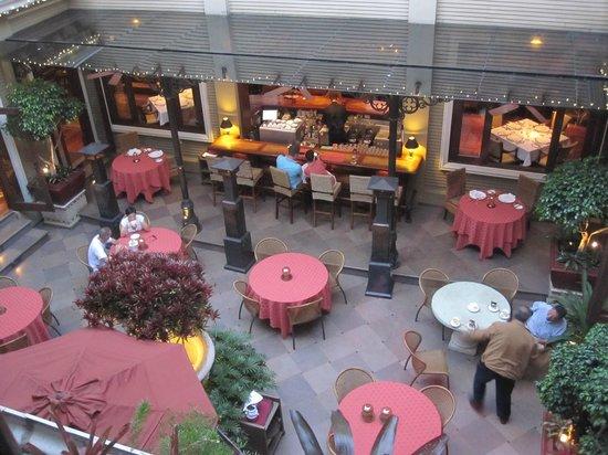 Hotel Grano de Oro San Jose: Courtyard