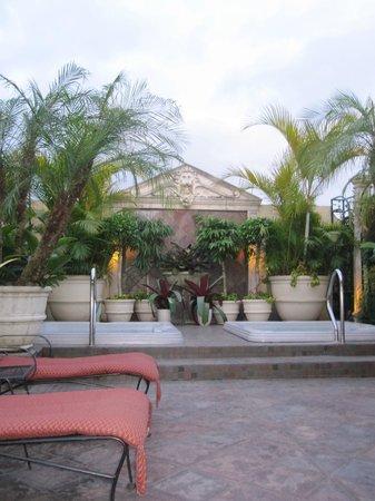 Hotel Grano de Oro San Jose: Hot Tubs