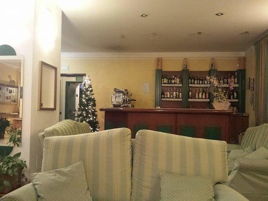 Hotel Bugella: hall