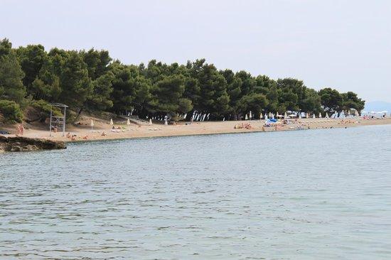 Adria Apartments : нудисткий пляж на золотом роге