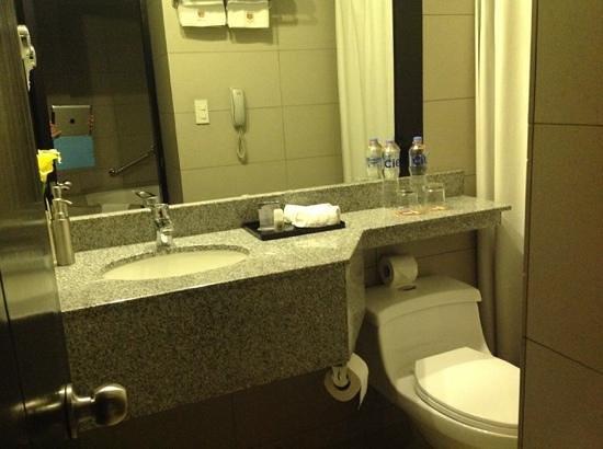 qp Hotels Arequipa: baño pequeño
