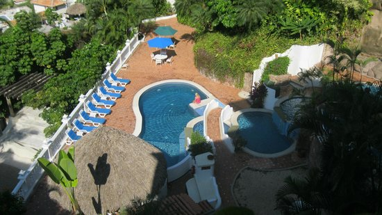 Villas Mediterraneas: Pool