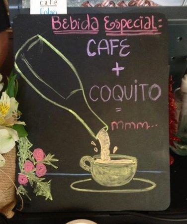 Cafe Cola'o: delicious!