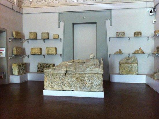 Museo Archeologico Nazionale: Museo Archeologico di Firenze, una sala