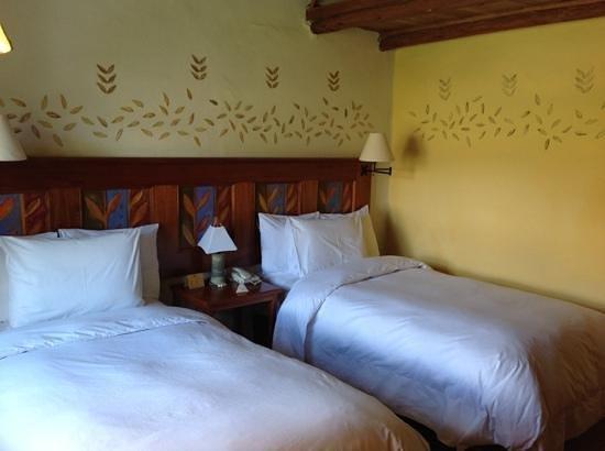 Colca Lodge Spa & Hot Springs - Hotel: acogedora habitación