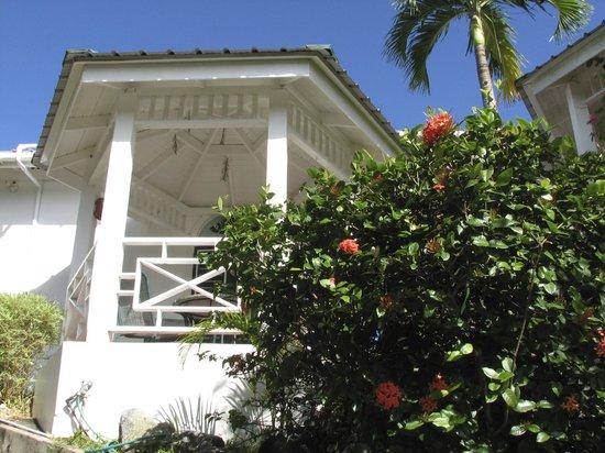Top O' Tobago Villa & Cabanas : Cabana/gazebo