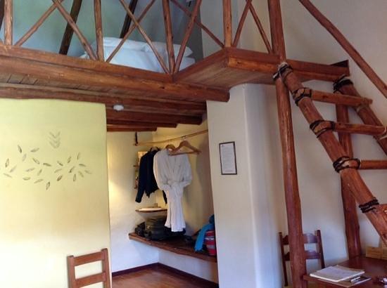 Colca Lodge Spa & Hot Springs - Hotel: habitación.Arriba 2 camas más