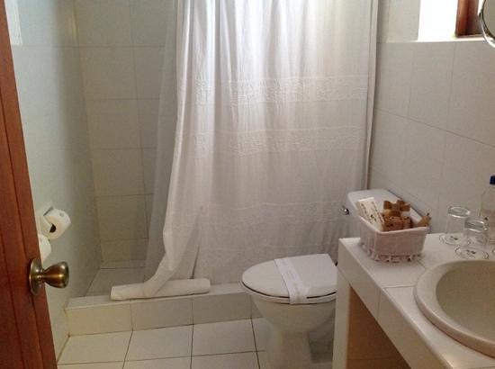 Colca Lodge Spa & Hot Springs - Hotel: baño