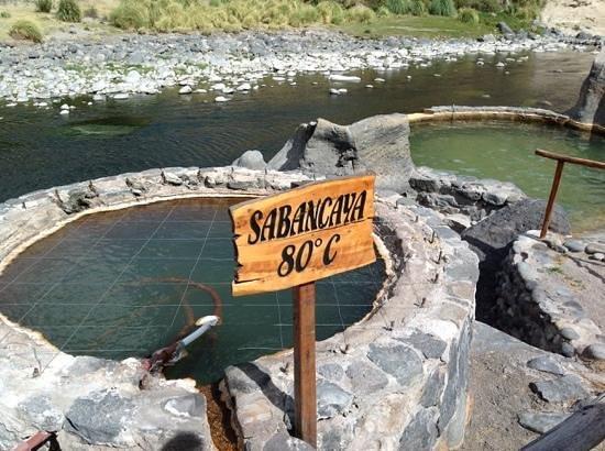 Colca Lodge Spa & Hot Springs - Hotel: pozas