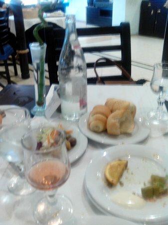 SENTIDO Le Sultan : Diner