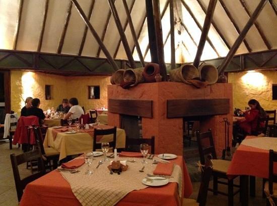 Colca Lodge Spa & Hot Springs - Hotel: restaurante