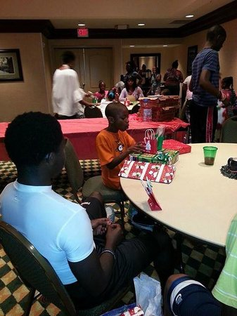 Homewood Suites Daytona Beach Speedway - Airport: Reign Homeschooling Academy Christmas Party 2013