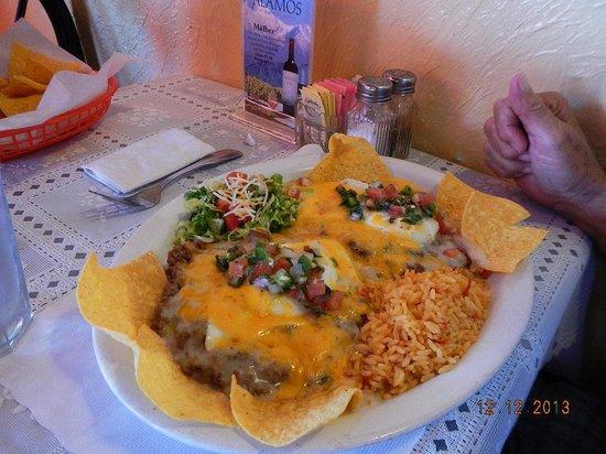 El Toro Bravo: huevos rancheros