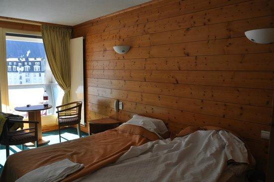 Alpina Hotel: Номер
